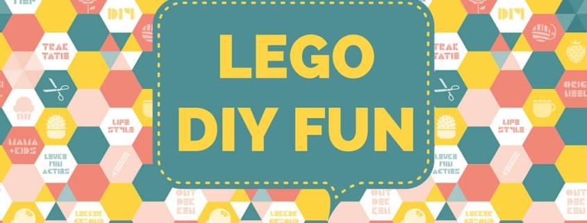 Badschuim - Mama & Kids lifestyle blog - Lego Fun DIY