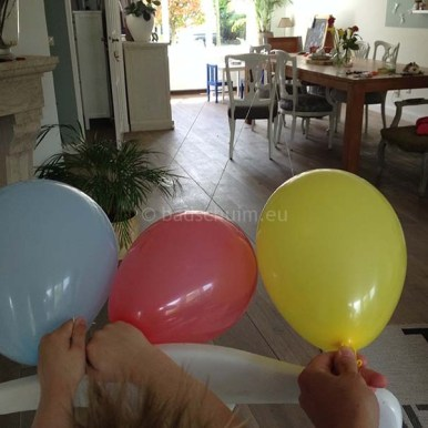 Ballon race