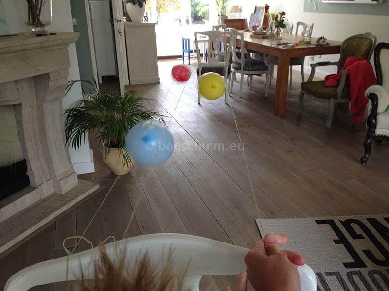 Ballon race 03 I Creatief Lifestyle blog Badschuim