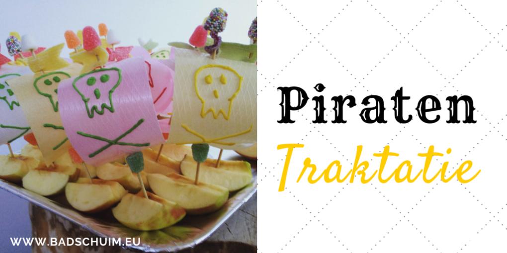 Piraten traktatie