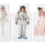 dekbedovertrek piraat ballerina astronaut prinses brandweerman