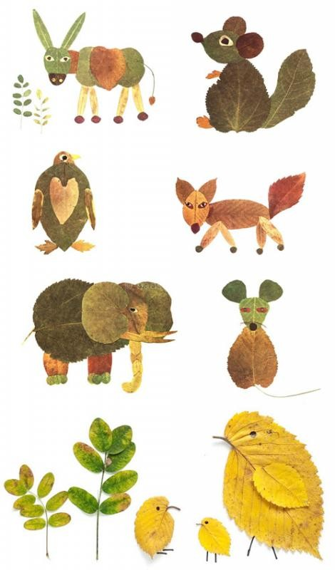 herfst knutselideeen dieren 01 I creatief lifestyle blog Badschuim