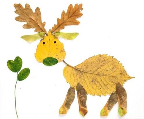 herfst knutselideeen dieren I creatief lifestyle blog Badschuim