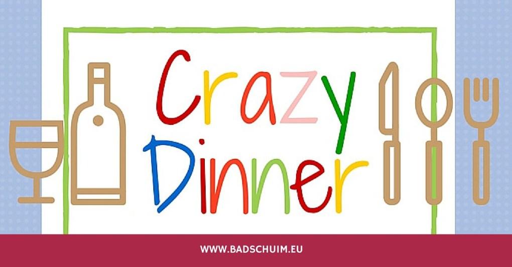 Crazy Dinner – zo kom je lachend de feestdagen door!