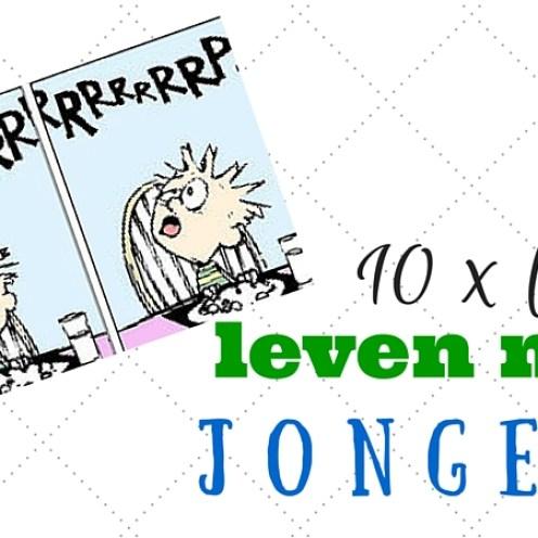 10x leren leven met jongens