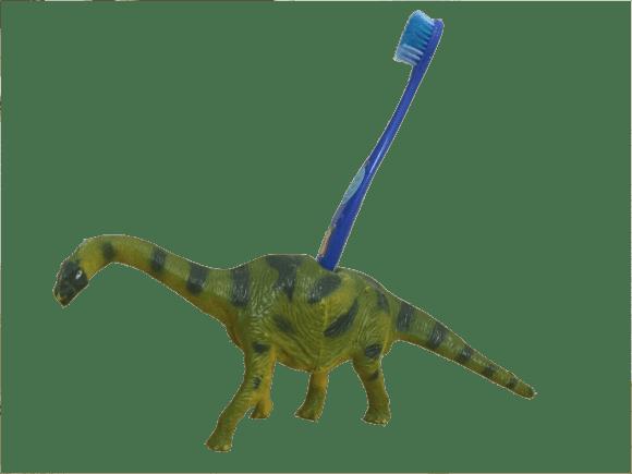 dino houder voor tandenborstel