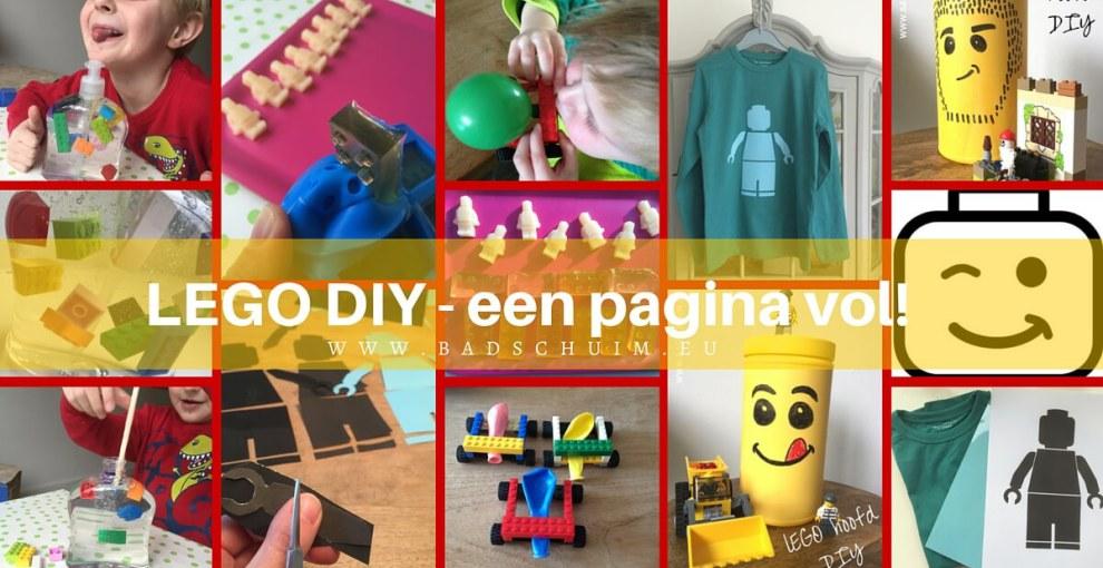 LEGO – LEGO – LEGO, we zijn hier thuis gek op LEGO! Als je fan bent van LEGO dan wil dat het liefst ook overal in terug zien. Daar verzonnen wij hele leuke dingen voor: Leuke, mooie items (ook wel LEGO DIY) die je ergens voor kan gebruiken of mee kan nemen! Als echte LEGO fan kun je dan overal en de hele dag door genieten van je LEGO hobby! En jij kan ze ook maken voor je kids. Sommige kun je zelfs samen maken. Klik op de titels, want dan kom je bij het blogbericht terecht waar de LEGO DIY stap voor stap staat uitgelegd, inclusief foto's! Have fun!
