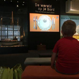 Dagje Maritiem Museum Rotterdam -INTERACTIEVE TENTOONSTELLING DE WERELD OP JE BORD
