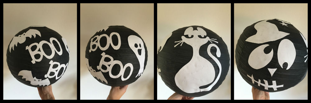 Knutsel idee n knutsel tips en inspiratie knutselen 6 8 jaar - Decoratie voor halloween is jezelf ...