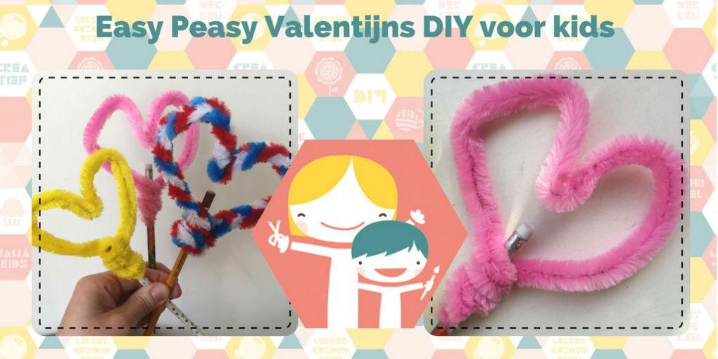 DIY Hartjes pen – Makkelijke & leuke DIY voor Valentijn