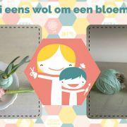 DIY: bloembollen met wol - goedkoop en unieke bloembollen decoratie