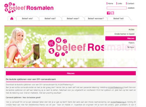 In de media webshop krijtstifttekeningen_Beleef Rosmalen 2017-02-08