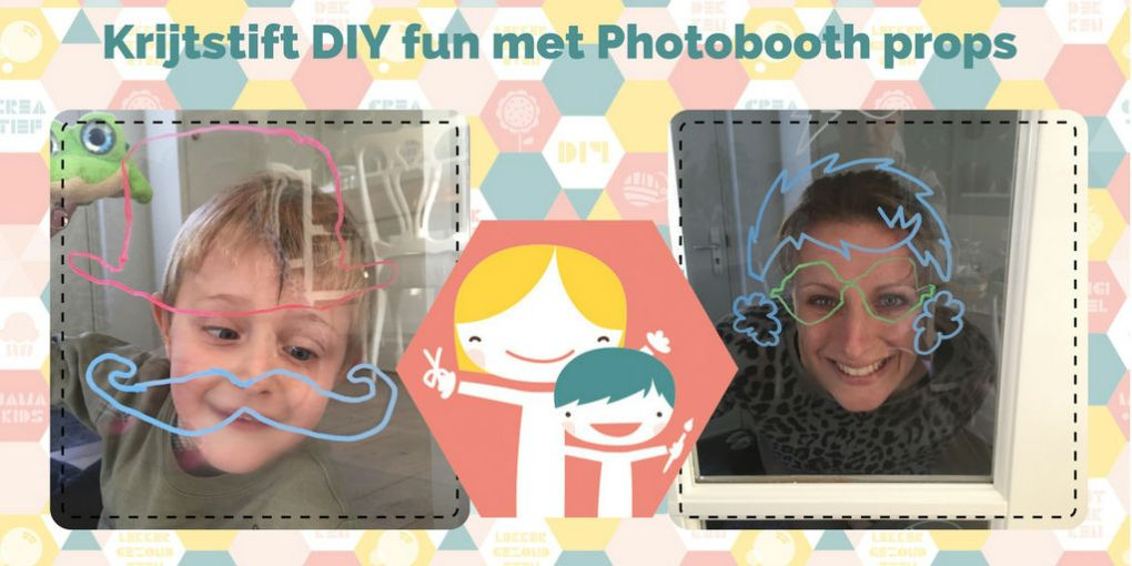 Photobooth props DIY – photobooth zelf maken
