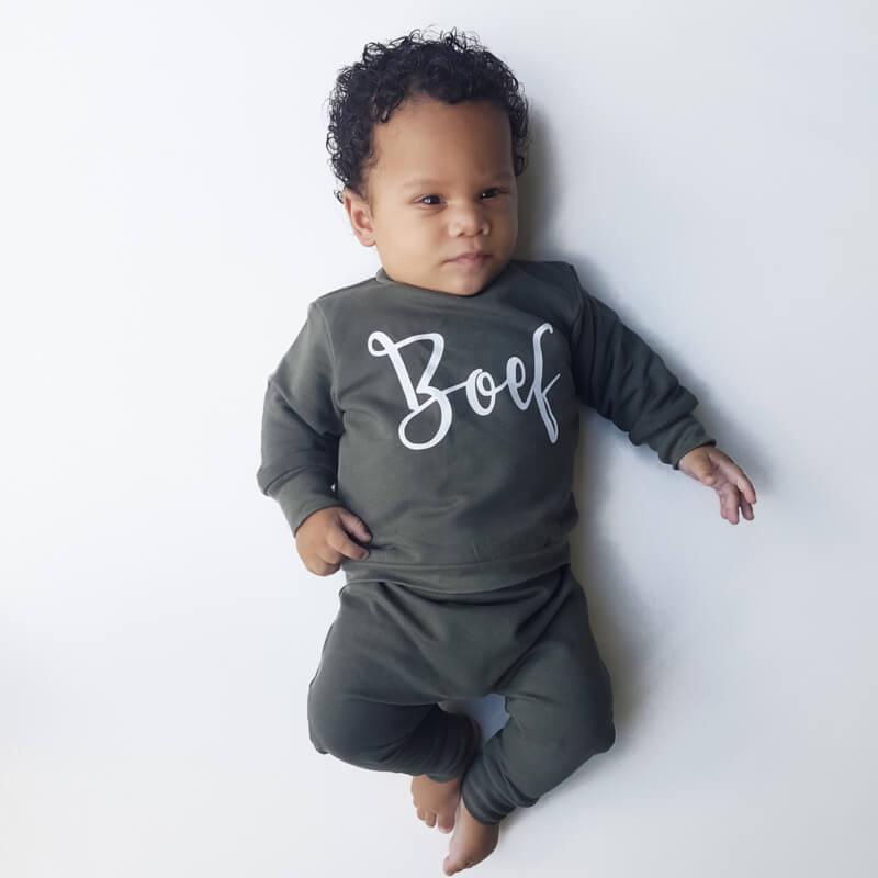 Sweater 'boef'