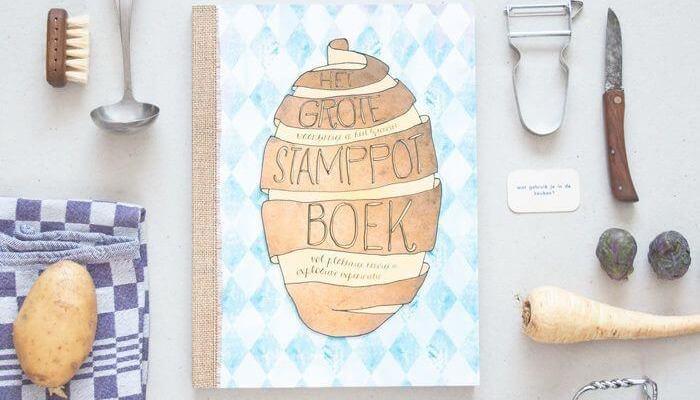 Kookboeken stijlvolle keuken