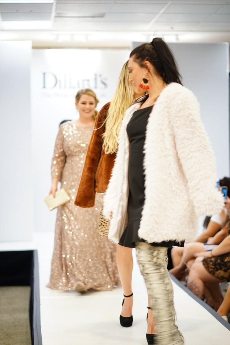 phoenix runway show dillards