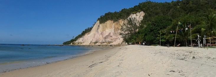 beach in Gamboa