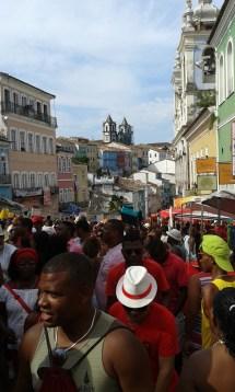 Largo do Pelourinho - reminds me of Lisbon