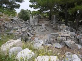 Basilica - Priene