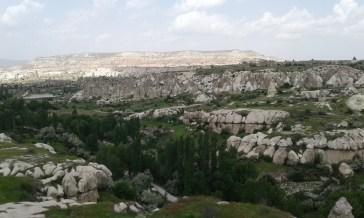 View of Zemi Vadisi. So green.