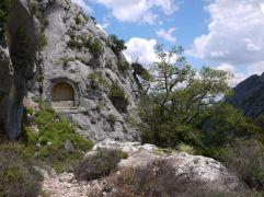 tomb in Termessos