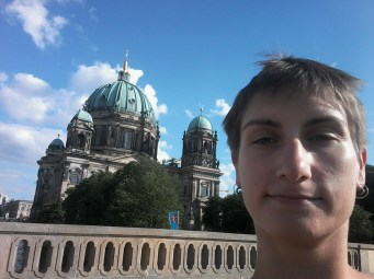 Some sight seeing on the museum island