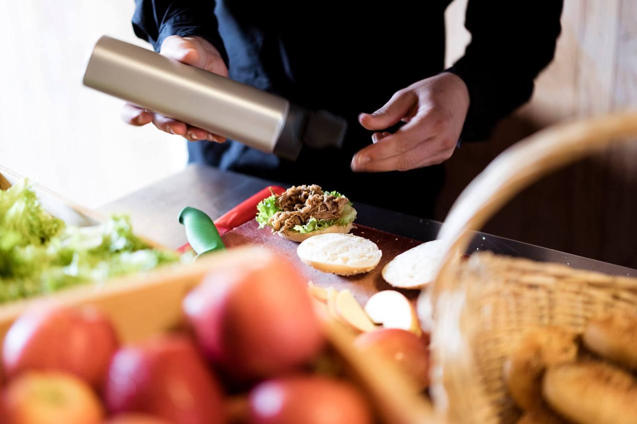 Catering Kochen