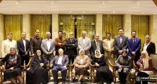 مشاركة تدريسي من كلية التربية الأساسية في المؤتمر الدولي المقام في جامعة قناة السويس بعنوان (التراث العربي والإسلامي الرصيد والعمل والمثاقفة والحضور)