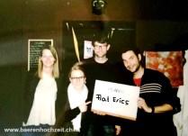 The Flat Erics