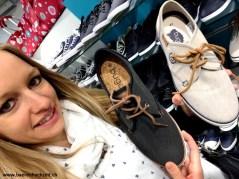 Kurzfristig nochmals auf Schuhe-Suche :-)