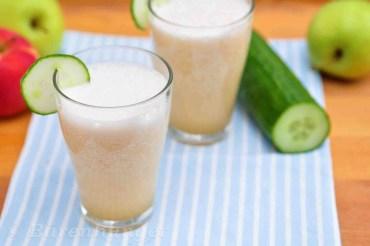 Gurken Melonen Smoothie