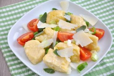 Sellerie Gnocchi
