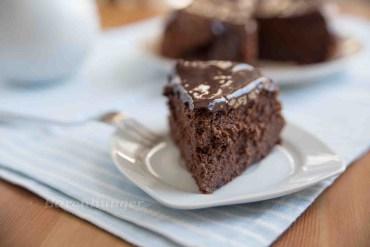 Schokoladen Maroni Kuchen