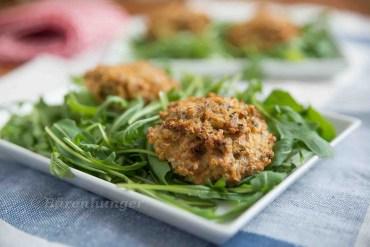 Quinoa Thunfisch Muffins