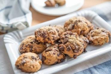 10min Schoko Cookies