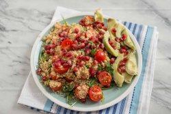 Avocado Couscous Salat