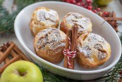 Advent Bratapfel