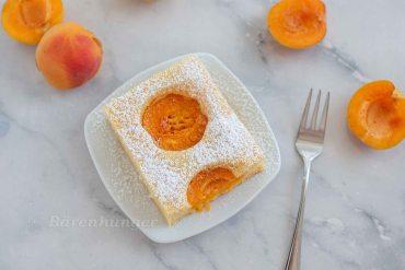 Marillen Buttermilch Kuchen