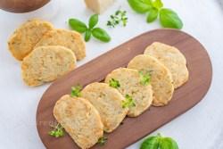 Parmesan Kräuter Kekse