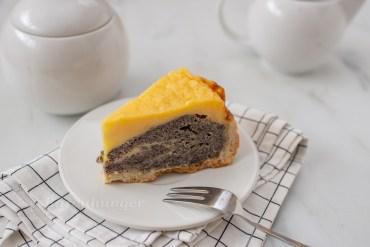 Sauerrahm Mohn Kuchen