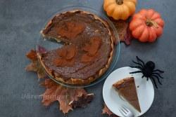 Schokoladen Kürbis Kuchen