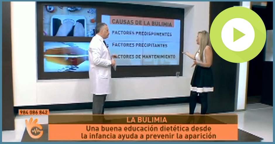 Bulimia, causas y tratamientos