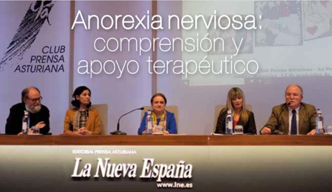 Escuela de salud – Anorexia nerviosa: comprensión y apoyo terapéutico