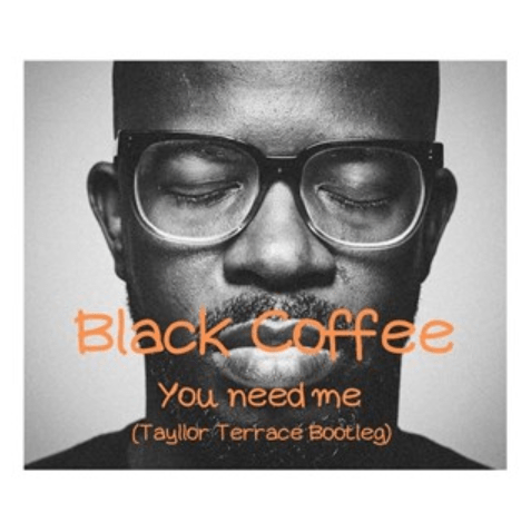 The Tayllor Terrace Remix of BlackCoffee's 'You Need Me' is playing now