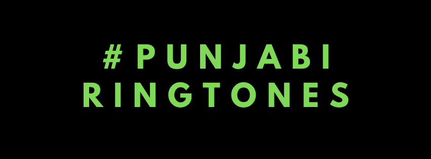 Punjabi ringtones features some of the best Indian Stars in the music industry and its available for free download