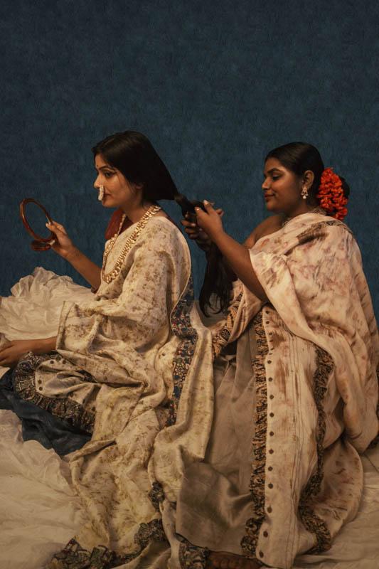 Shakuntala and Damyanti POSTER IMAGE