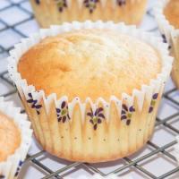 Perfekte vanille cupcakes