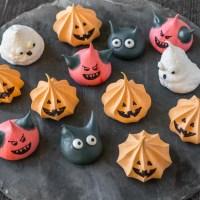Halloween marengs