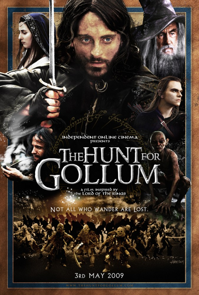 The Hunt for Gollum (1/3)