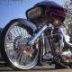 2016 Harley Davidson bagger